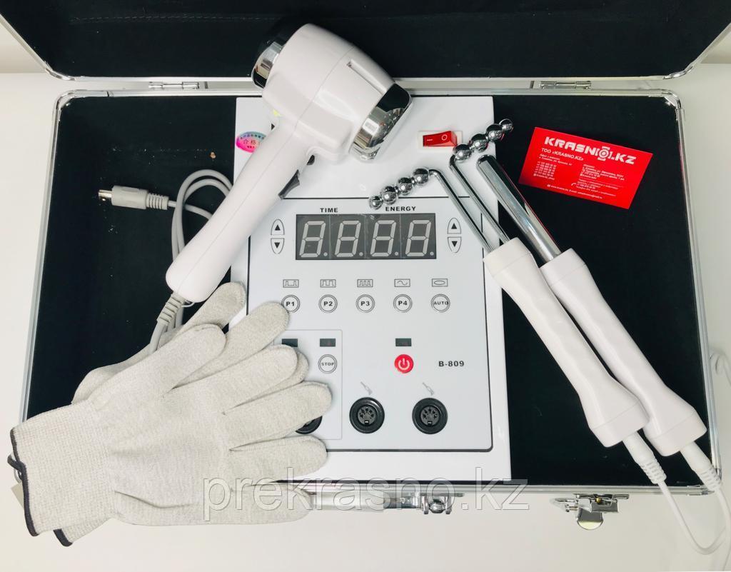 Аппарат микротоковой терапии с перчатками и криотермотерапия в кейсе - фото 1