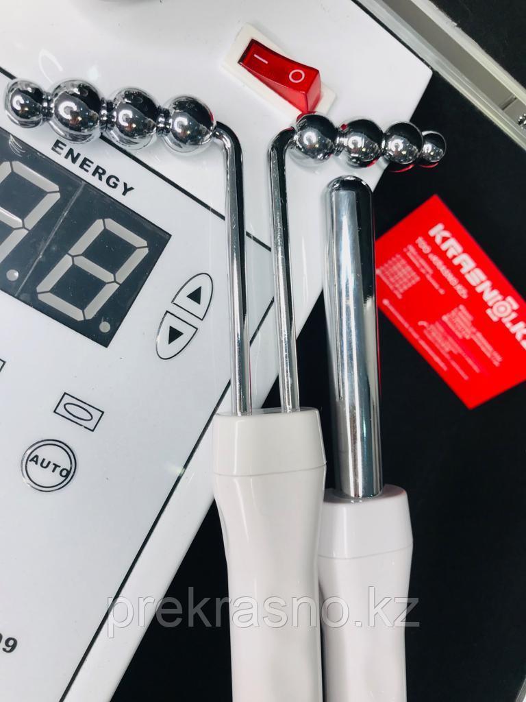 Аппарат микротоковой терапии с перчатками и криотермотерапия в кейсе - фото 4