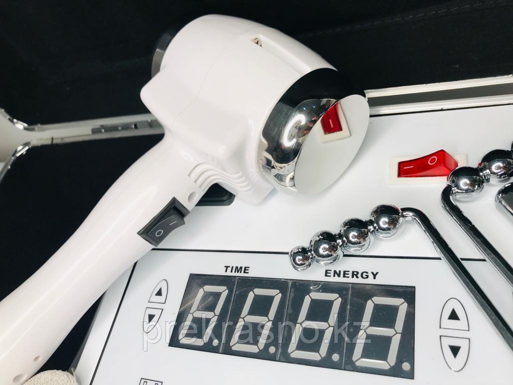 Аппарат микротоковой терапии с перчатками и криотермотерапия в кейсе - фото 5