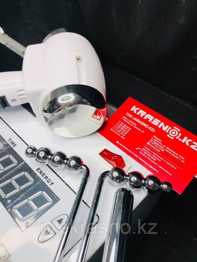 Аппарат микротоковой терапии с перчатками и криотермотерапия в кейсе - фото 7