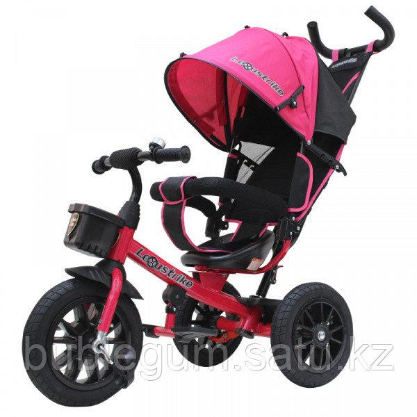 Велосипед детский 3-х колесный Lexus Trike с корзинкой впереди