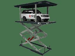 Автомобильный лифт GOLIAF гидравлический подъемник