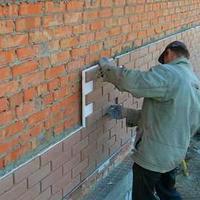 Фасадные панели под камень в Алматы! Фибробетонные панели!