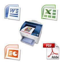 Печать цветных презентаций от А5 до А3