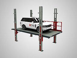 Автомобильный лифт TITAN гидравлический подъемник