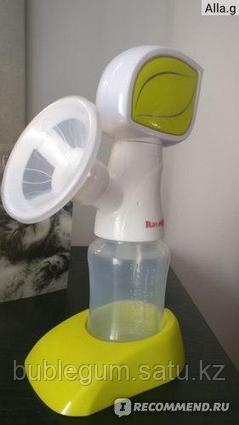 Двухфазный электрический молокоотсос Ramili Single Electric