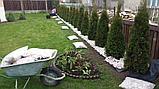 Галька садовая для дизайна в мешках, фото 5