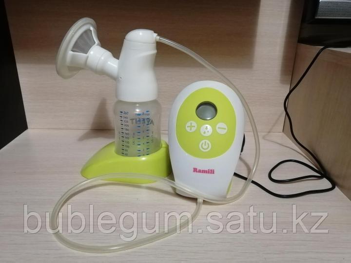Двухфазный электрический молокоотсос Ramili Single Electric SE300 Молокоотсос Ramili Single Electric