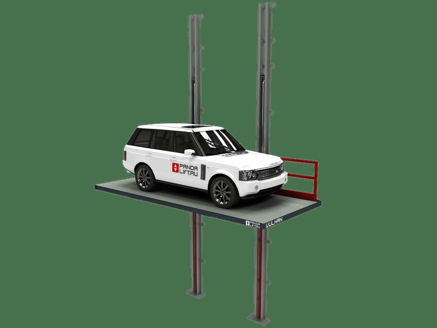 Автомобильный лифт VULKAN гидравлический подъемник