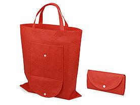 Складная сумка Maple из нетканого материала, красный