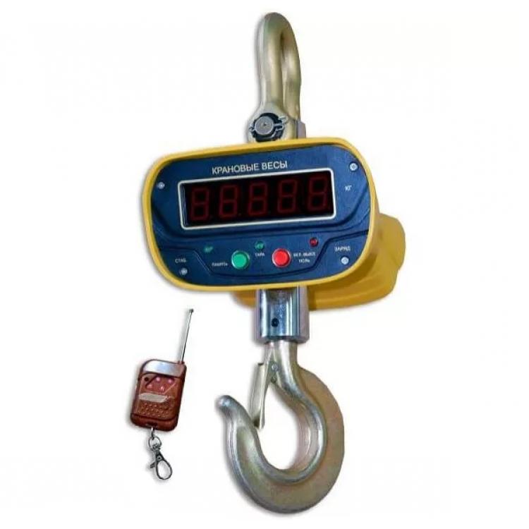 Весы крановые электронные КВ-2000-А (К) lit