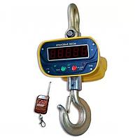 Весы крановые электронные КВ-3000-А (К) lit