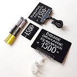 Ценникодержатель (без таблички) на прищепке, черный, фото 3