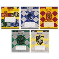 Тетрадь 18 листoв в клетку 'Гарри Поттер', мелованный картон, микс (комплект из 20 шт.)