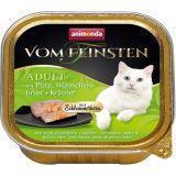 Animonda 100г с индейкой, куриной грудкой и травами консервы для кошек Vom Feinsten