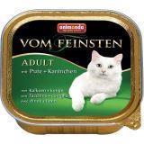 Animonda 100г с индейкой и кроликом Консервы для кошек Vom Feinsten Adult