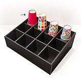 Органайзер №11 для одноразовых стаканчиков и крышек, фото 2