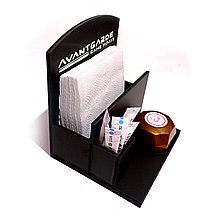 Диспенсер №7 для салфеток и зубочисток (без кнопки вызова официанта)