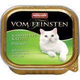 Animonda 100г с отборной индейкой Консервы  для стерилизованных кошек Vom Feinsten For Castrated Cats