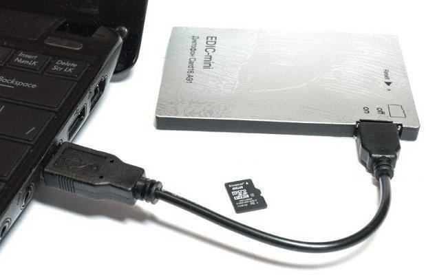 Диктофон EDIC-mini Card16 A91 - фото 5