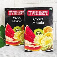 Чат масала (Chaat Masala Everest) - смесь специй для фруктовых салатов, овощей и закусок, 100 гр