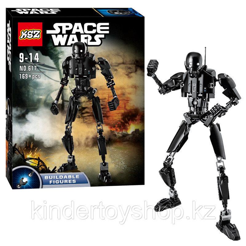 Конструктор аналог лего LEGO 75120 KSZ617 дроид K-2S0 Star Wars Звездные войны