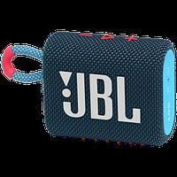 Портативная колонка JBL GO 3 (JBLGO3BLUP) Blue P