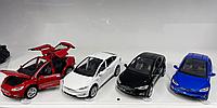Tesla X90-6610 металлическая модель машины масштаб 1:32