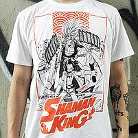 Футболка Король Шаманов - Shaman King, фото 2
