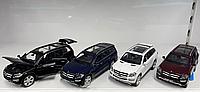 66041 MERCEDES BENZ GL500 металлическая модель машины масштаб 1:32
