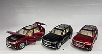 BMW металлическая модель машины масштаб 1:32