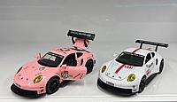 Porsche 911 металлическая модель машины масштаб 1:32