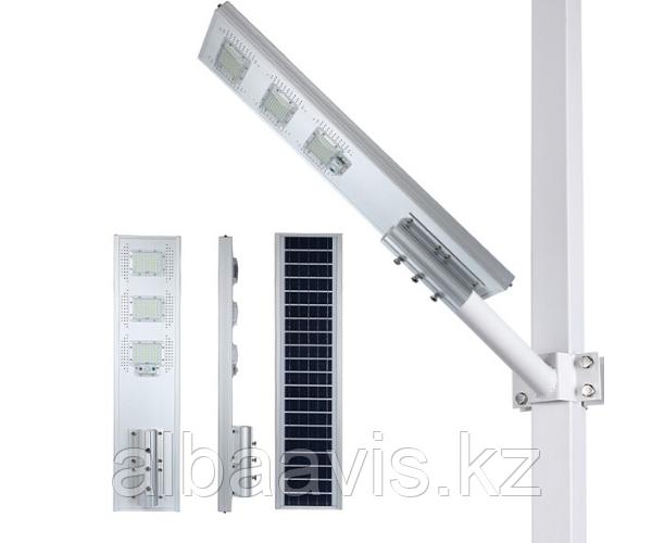 Светильник консольный уличный на солнечной батарее 150 ват- Solar-Premium. светильник ску от солнечных батарей