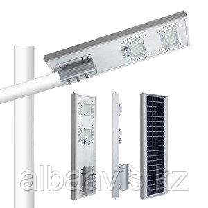 Светильник консольный уличный на солнечной батарее 100 ват- Solar-Premium. светильник ску от солнечных батарей