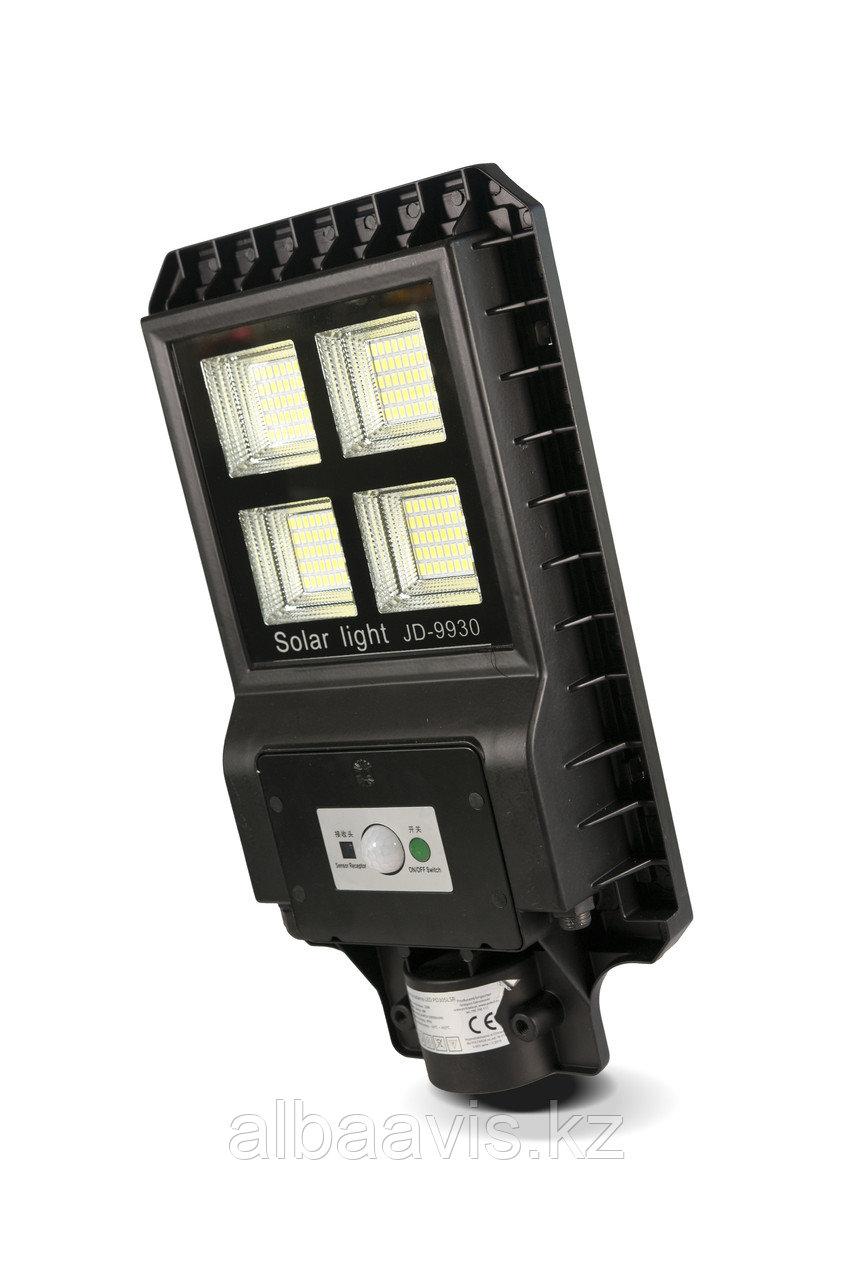 Светильник консольный уличный на солнечной батарее 30 ватт. Светильник консольный уличный на солнечной батарее