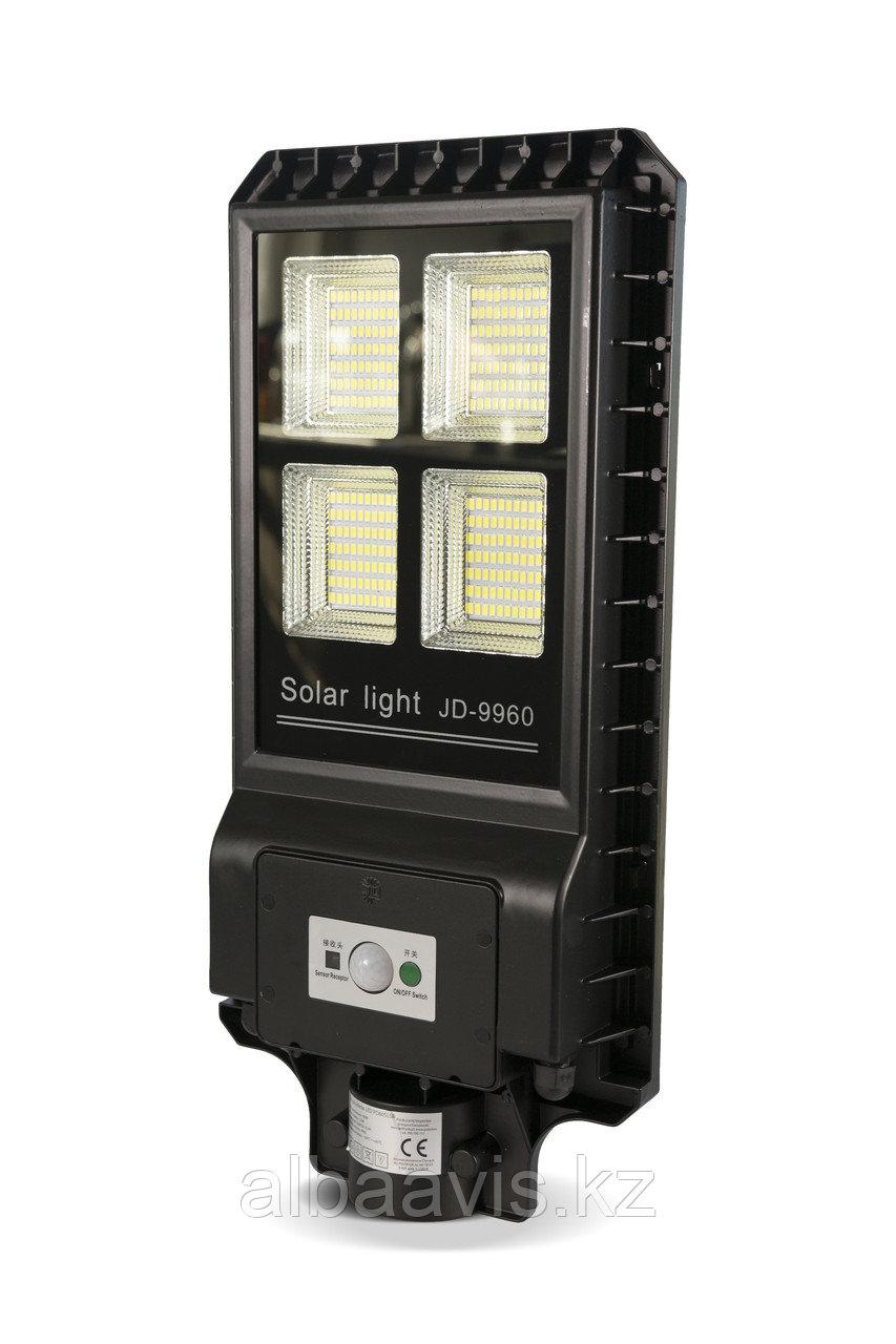 Светильник консольный уличный на солнечной батарее 60 ватт. Светильник консольный уличный на солнечной батарее
