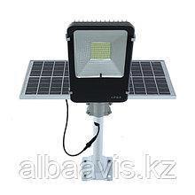 Светильник консольный уличный на солнечной батарее 100 ватт. СКУ на солнечной батарее 100 w.