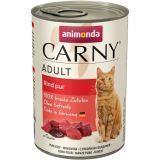Animonda 400г с отборной говядиной Консервы для кошек Carny Adult Cat - Pure Beef