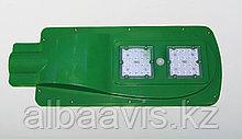 Светильник консольный уличный на солнечной батарее 40 ватт. СКУ на солнечной батарее 20 w.