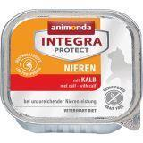 Animonda 100г RENAL with Veal с телятиной при хронической почечной недостаточности вет. диета для кошек