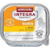 Animonda 100г RENAL with Chicken с курицей при хронической почечной недостаточности вет. диета для кошек