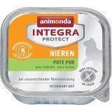 Animonda 100г RENAL pure Turkey с индейкой при хронической почечной недостаточности вет. диета для кошек