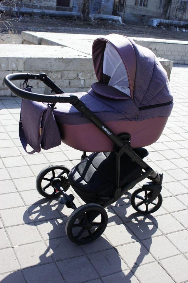 Детская коляска Pituso Confort 2 в 1 Plus 28