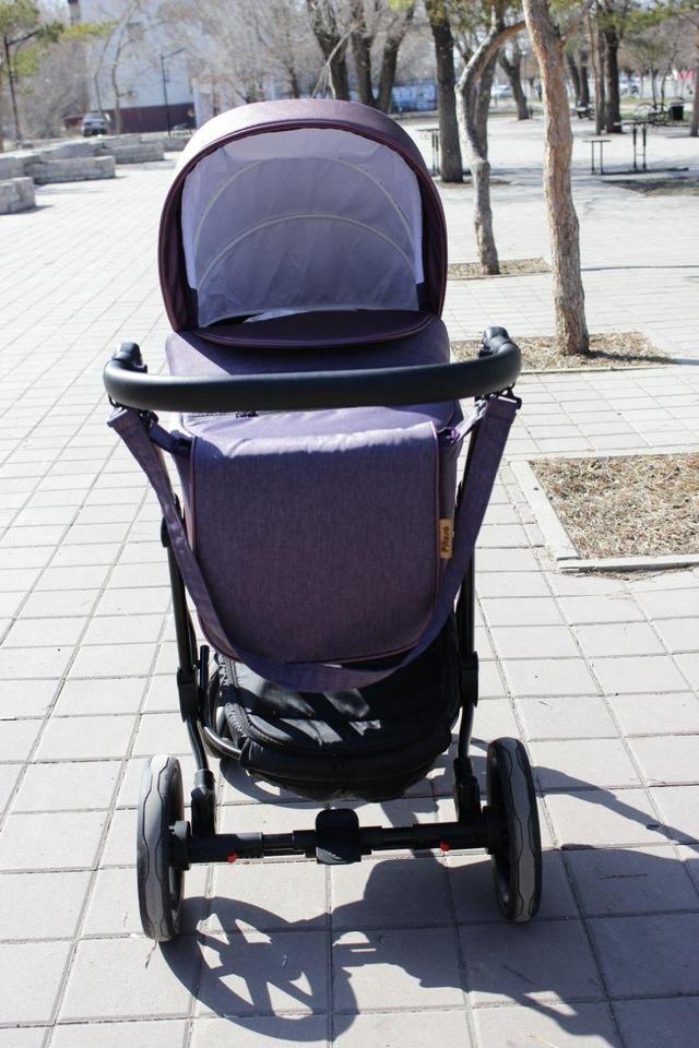 Детская коляска Pituso Confort 2 в 1 Plus