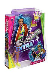 Кукла Barbie Экстра с голубыми волосами GRN30