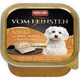 Animonda 150г с курицей, йогуртом и овсяными хлопьями Консервы для собак Vom Feinsten
