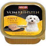 Animonda 150г с говядиной, яйцом и ветчиной Консервы для собак Vom Feinsten