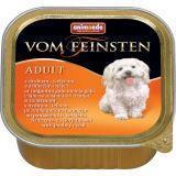Animonda 150г с мясом домашней птицы и телятиной Консервы для собак Vom Feinsten