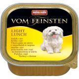 Animonda Light 150г с индейкой и сыром Консервы для собак склонных к полноте Vom Feinsten