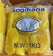 Манго сушеное желтое, 100 гр